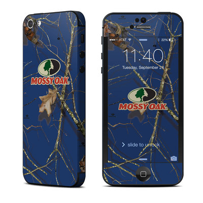 Apple iPhone 5 Skin - Break-Up Lifestyles Open Water