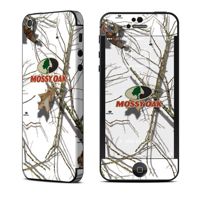 Apple iPhone 5 Skin - Break-Up Lifestyles Snow Drift