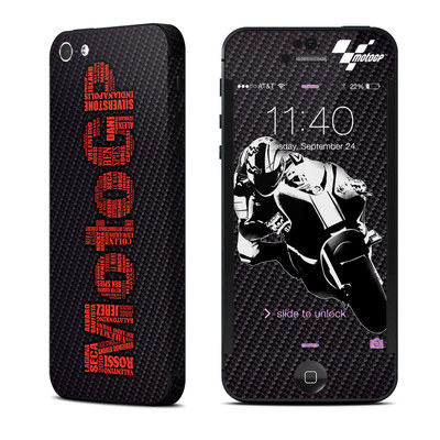Apple iPhone 5 Skin - MotoGP