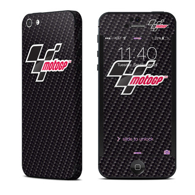 Apple iPhone 5 Skin - MotoGP Carbon Logo