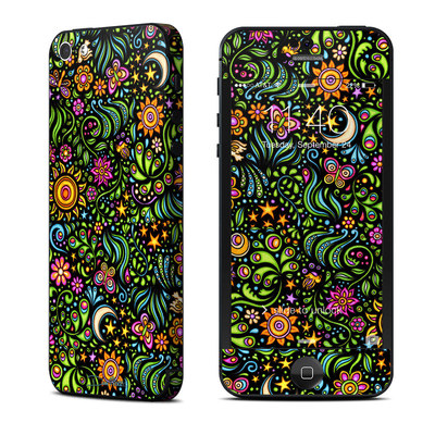 Apple iPhone 5 Skin - Nature Ditzy