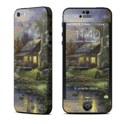 Apple iPhone 5 Skin - Natures Paradise