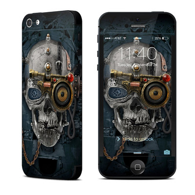 Apple iPhone 5 Skin - Necronaut