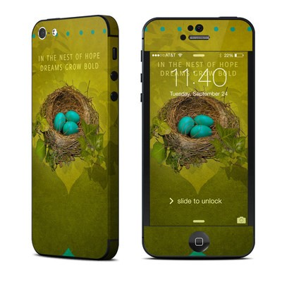 Apple iPhone 5 Skin - Nest of Hope