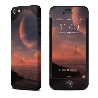 Apple iPhone 5 Skin - New Dawn