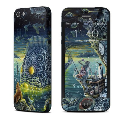 Apple iPhone 5 Skin - Night Trawlers