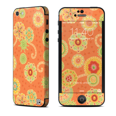 Apple iPhone 5 Skin - Nina