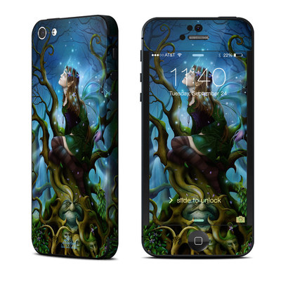 Apple iPhone 5 Skin - Nightshade Fairy