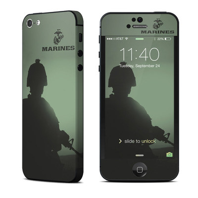 Apple iPhone 5 Skin - Night Vision