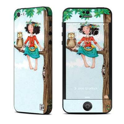 Apple iPhone 5 Skin - Never Alone