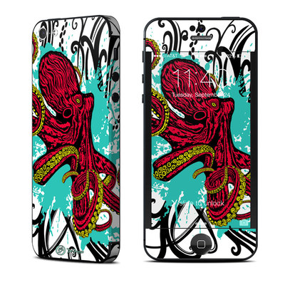 Apple iPhone 5 Skin - Octopus