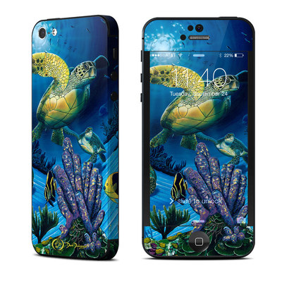 Apple iPhone 5 Skin - Ocean Fest