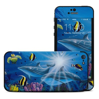 Apple iPhone 5 Skin - Ocean Friends