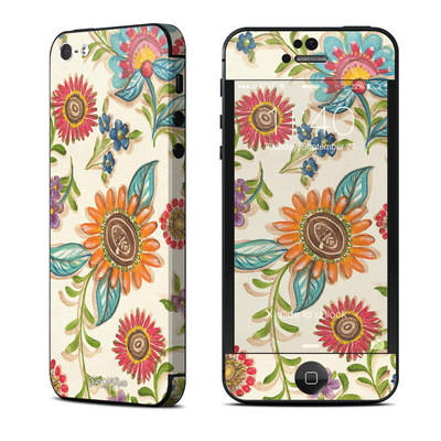 Apple iPhone 5 Skin - Olivia's Garden