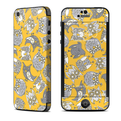 Apple iPhone 5 Skin - Owls
