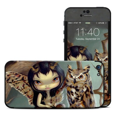Apple iPhone 5 Skin - Owlyn