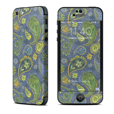Apple iPhone 5 Skin - Pallavi Paisley