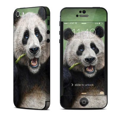 Apple iPhone 5 Skin - Panda Totem