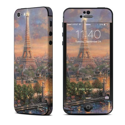 Apple iPhone 5 Skin - Paris City of Love