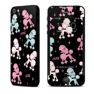 Apple iPhone 5 Skin - Poodlerama