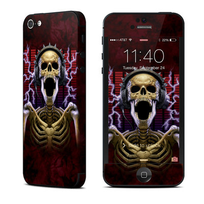 Apple iPhone 5 Skin - Play Loud