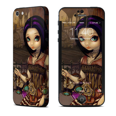 Apple iPhone 5 Skin - Poe