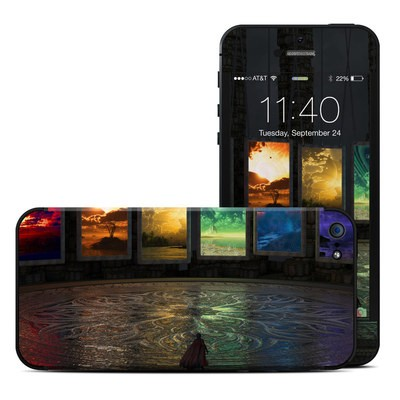 Apple iPhone 5 Skin - Portals