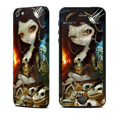 Apple iPhone 5 Skin - Princess of Bones