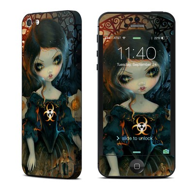 Apple iPhone 5 Skin - Pestilence