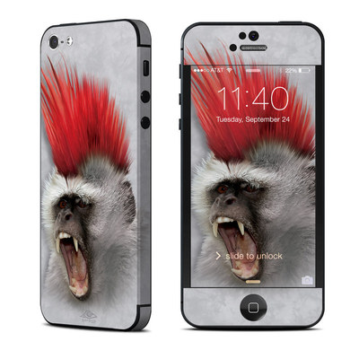Apple iPhone 5 Skin - Punky