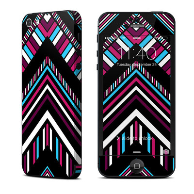 Apple iPhone 5 Skin - Push