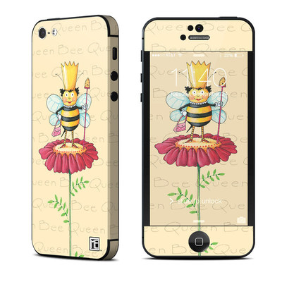 Apple iPhone 5 Skin - Queen Bee