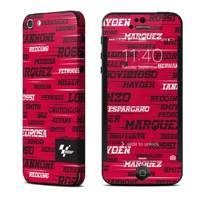Apple iPhone 5 Skin - Racers