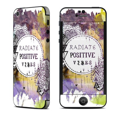 Apple iPhone 5 Skin - Radiate