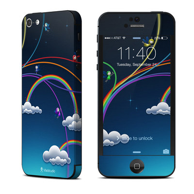 Apple iPhone 5 Skin - Rainbows