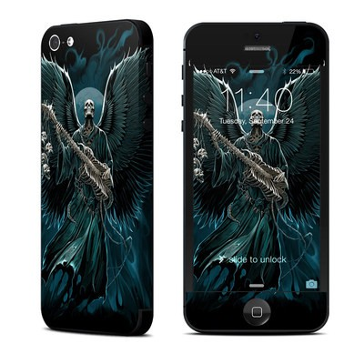 Apple iPhone 5 Skin - Reaper's Tune