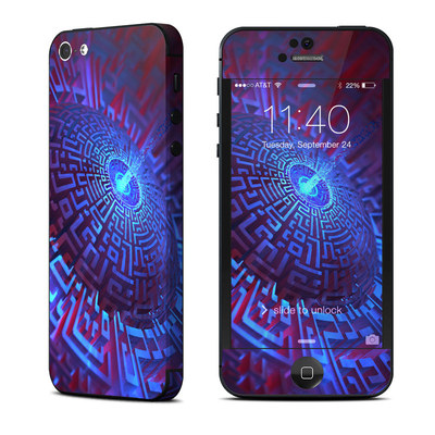 Apple iPhone 5 Skin - Receptor