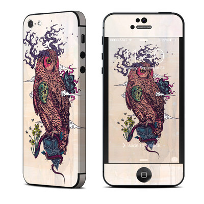 Apple iPhone 5 Skin - Regrowth