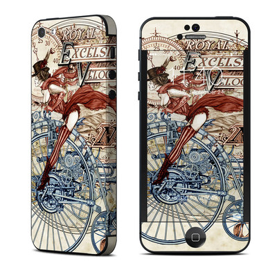 Apple iPhone 5 Skin - Royal Excelsior