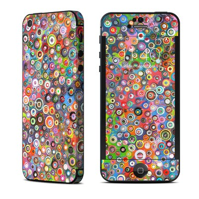 Apple iPhone 5 Skin - Round and Round