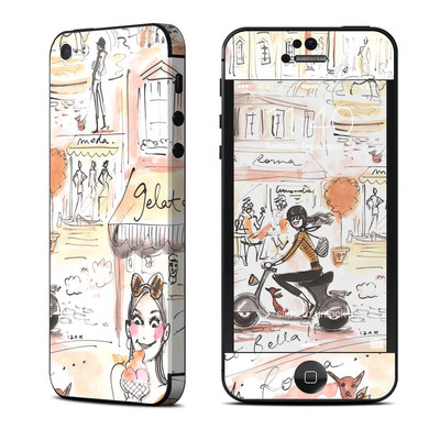 Apple iPhone 5 Skin - Rome Scene