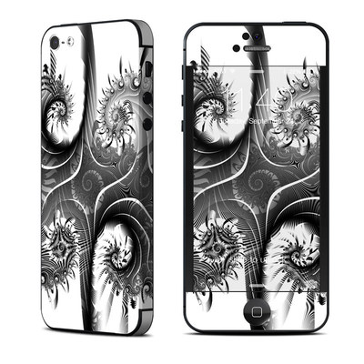 Apple iPhone 5 Skin - Rorschach