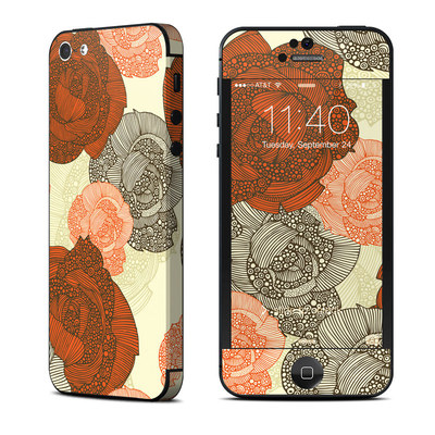 Apple iPhone 5 Skin - Roses