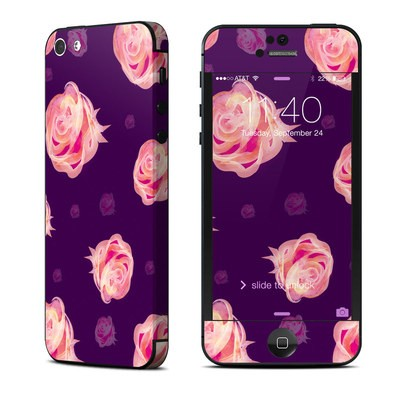 Apple iPhone 5 Skin - Rosette
