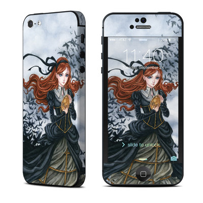 Apple iPhone 5 Skin - Raven's Treasure