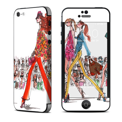 Apple iPhone 5 Skin - Runway Runway