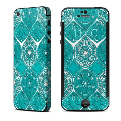 Apple iPhone 5 Skin - Saffreya