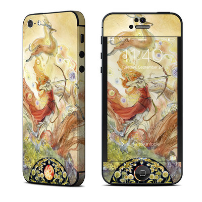 Apple iPhone 5 Skin - Sagittarius