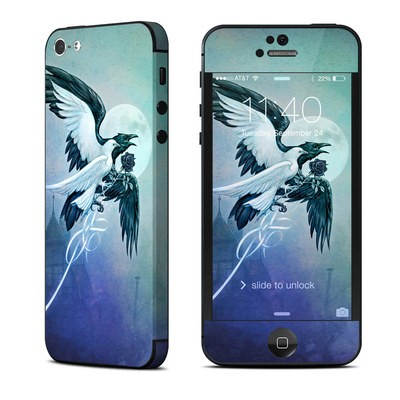 Apple iPhone 5 Skin - Saint Corvus