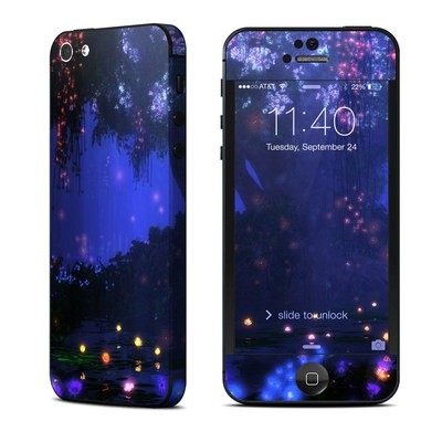 Apple iPhone 5 Skin - Satori Night